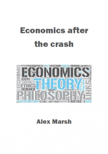 Economics after crash cover