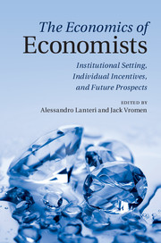 Economics economists