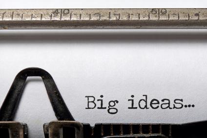 Big ideas